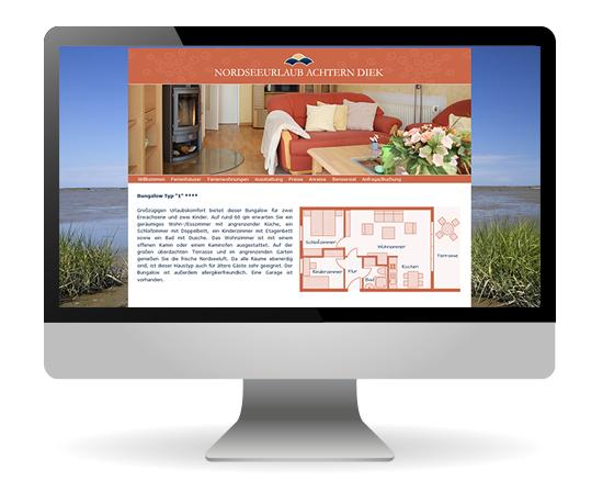 Webdesign - Atelier deVincent